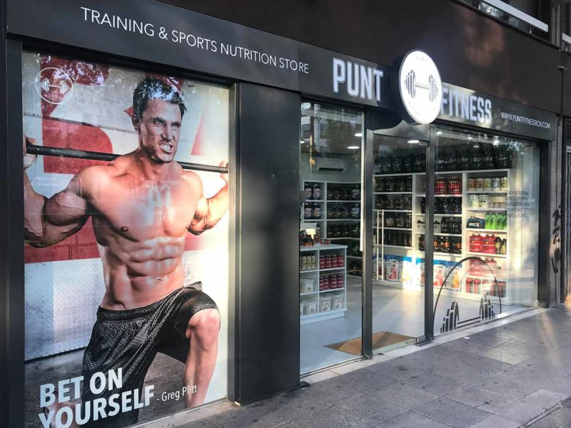 Punt Fitness BCN