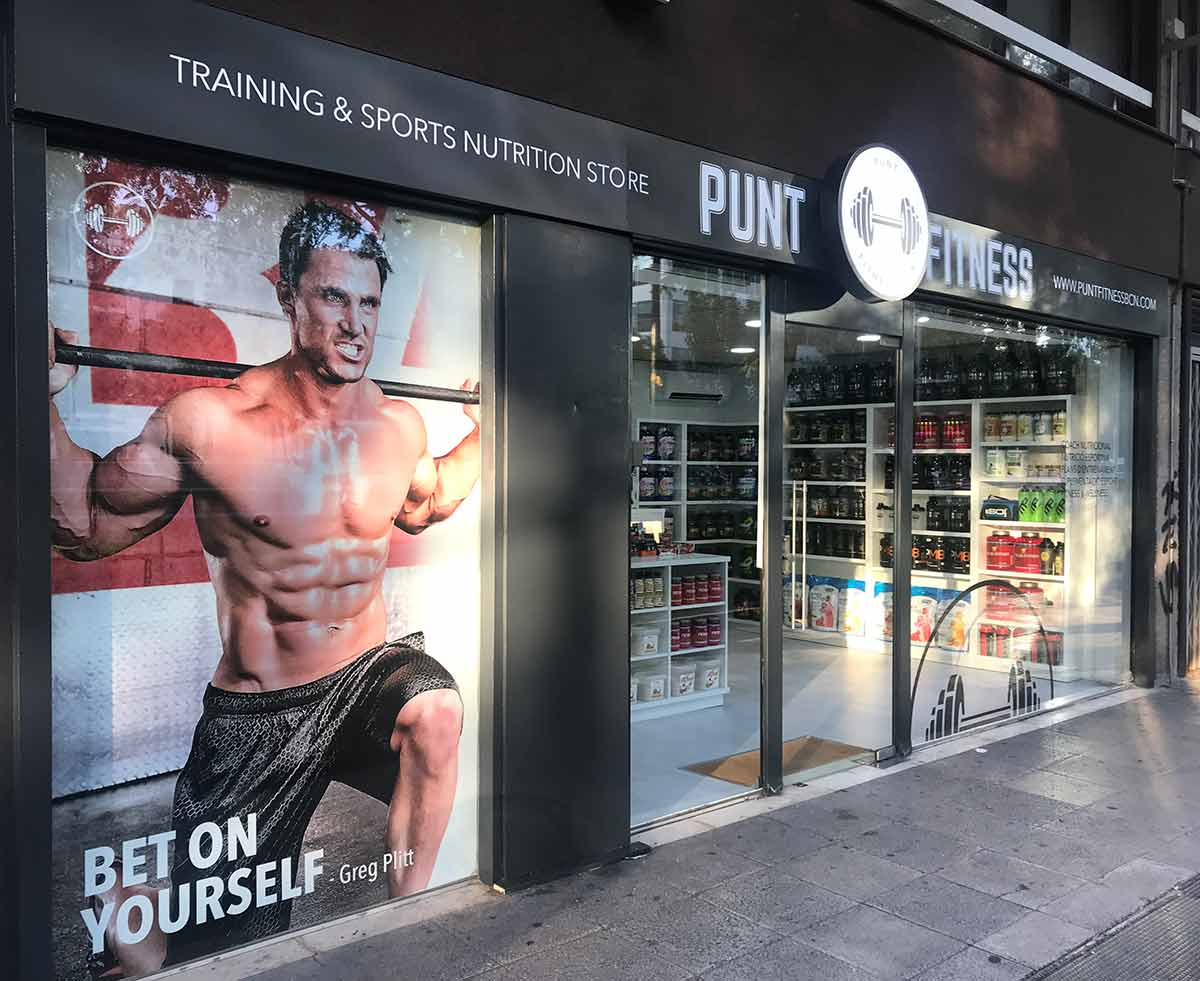 Punt Fitness BCN, projecte integral