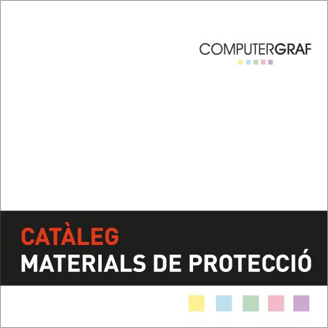 Nuevo Catálogo Materiales de Protección